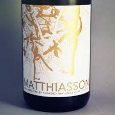 "Matthiasson Chardonnay ""Linda Vista Vineyard"" 2016 (Napa Valley)"