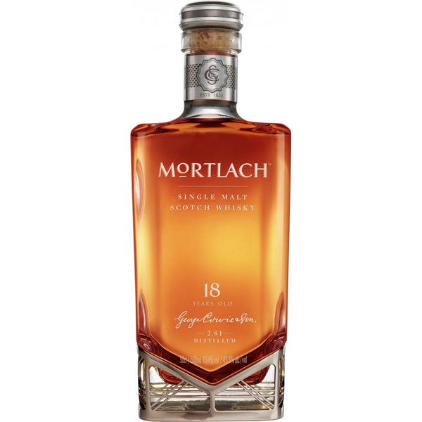 Mortlach 18 Year Old Scotch