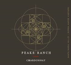 "Peake Ranch Chardonnay ""Sierra Madre Vineyard"" 2015 (Santa Maria Valley)"