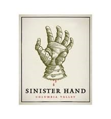 Owen Roe Sinister Hand 2016 (Columbia Valley, Wa)