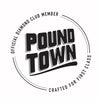Poundtown- Logo- Express- Downtown-label