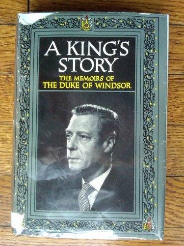 King Edward VIII's Autobiography