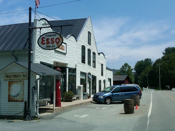 The Mast Country Store in Valle Crusis, North Carolina