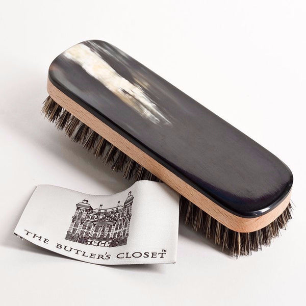 English Horn Clothes Brush
