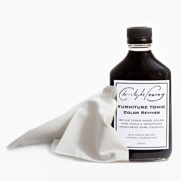 Christophe Pourny Color Reviver: & Flannel Polishing Cloths
