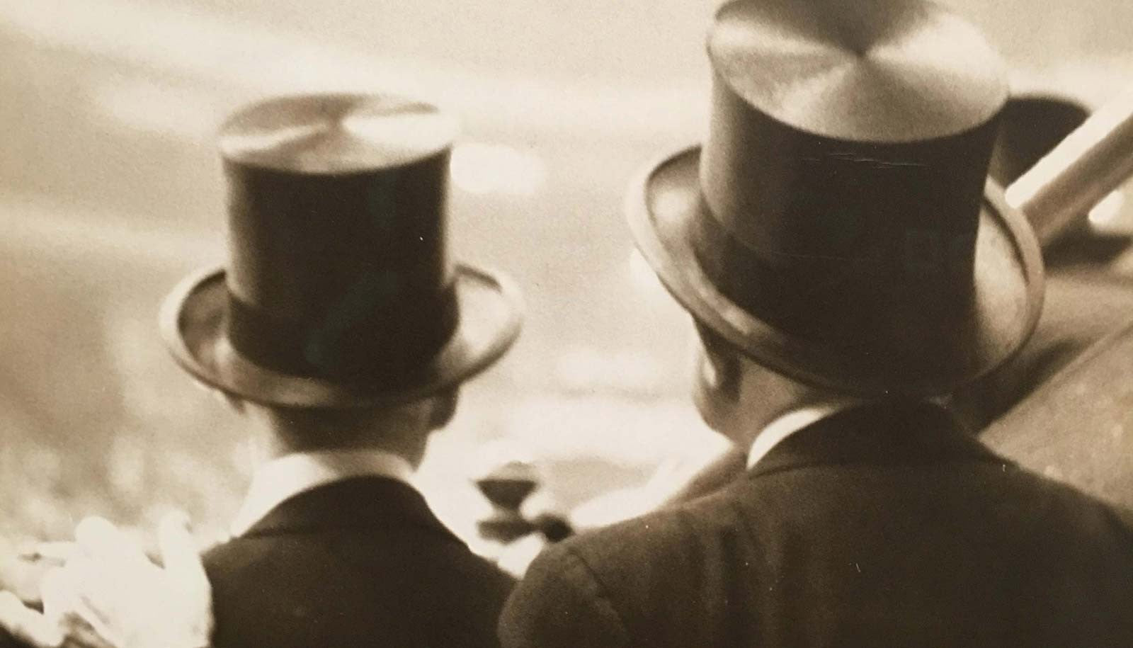 Ted Croner Photo Top Hats Whitney Museum of Art