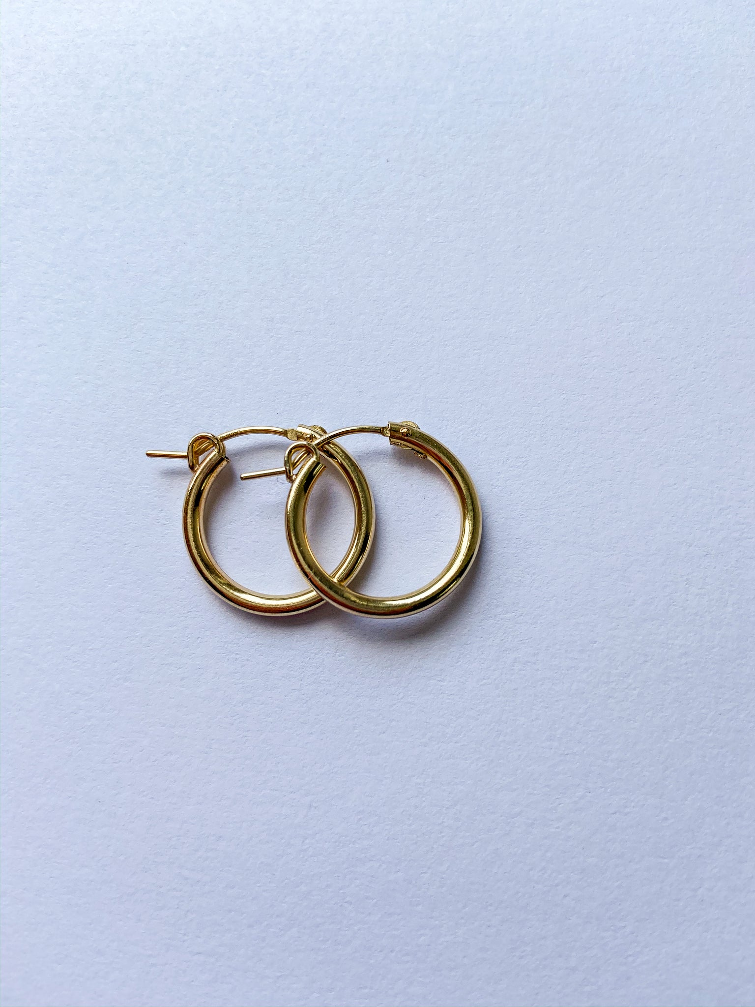 Small Hoop Earring