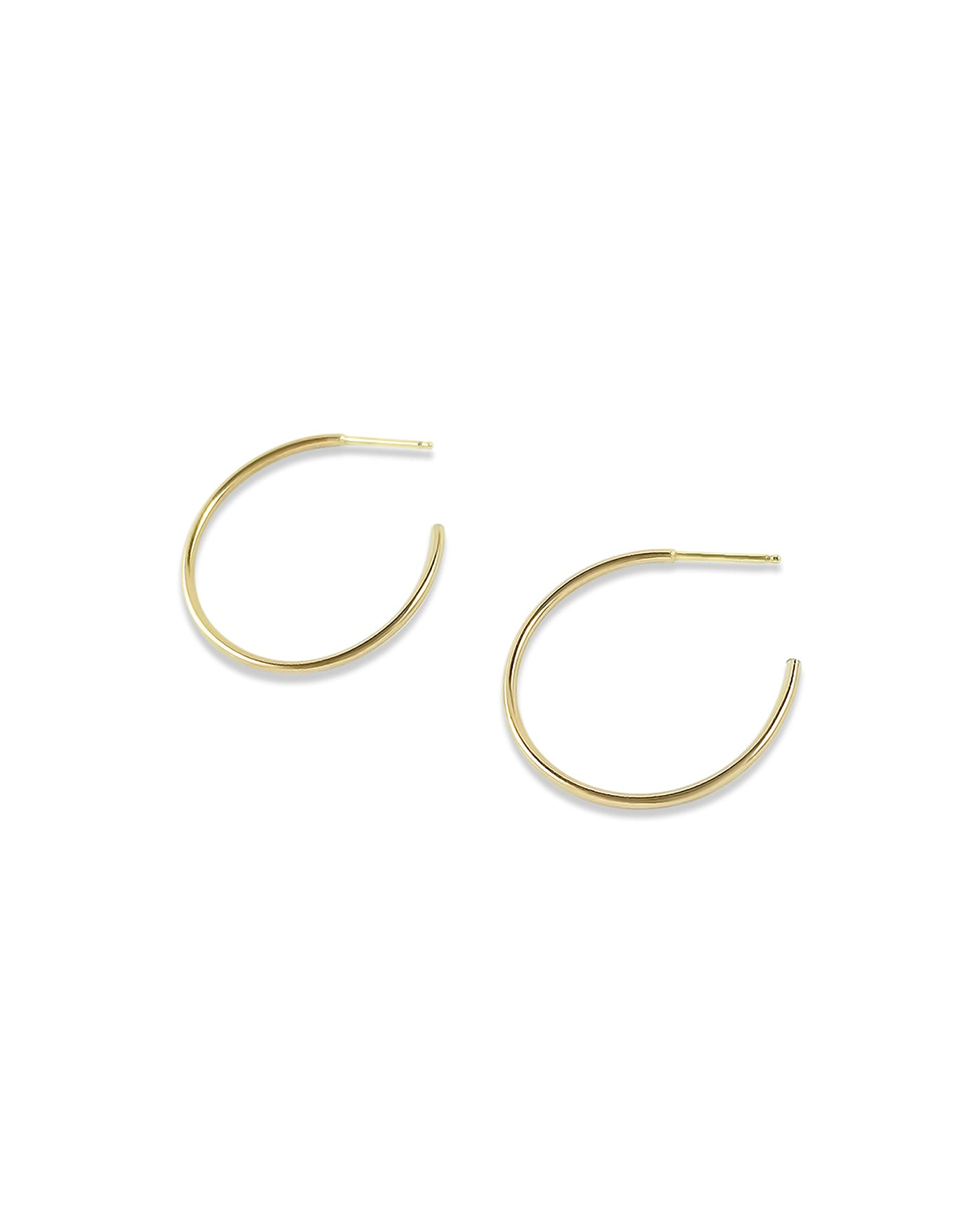 Gia small hoops
