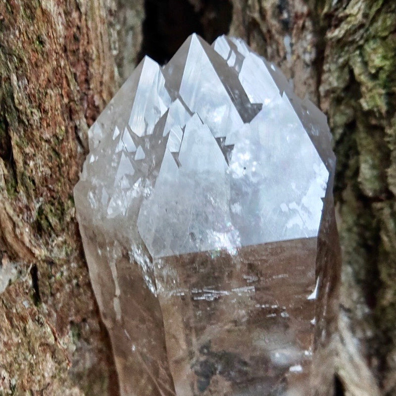 Elestial Quartz Crystals ~ Connecting to Cosmic Origins