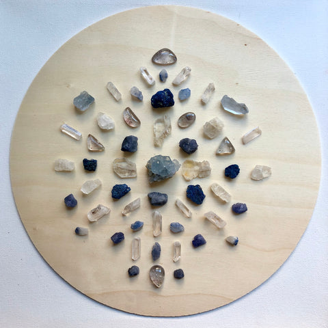 Telepathy Crystal Grid