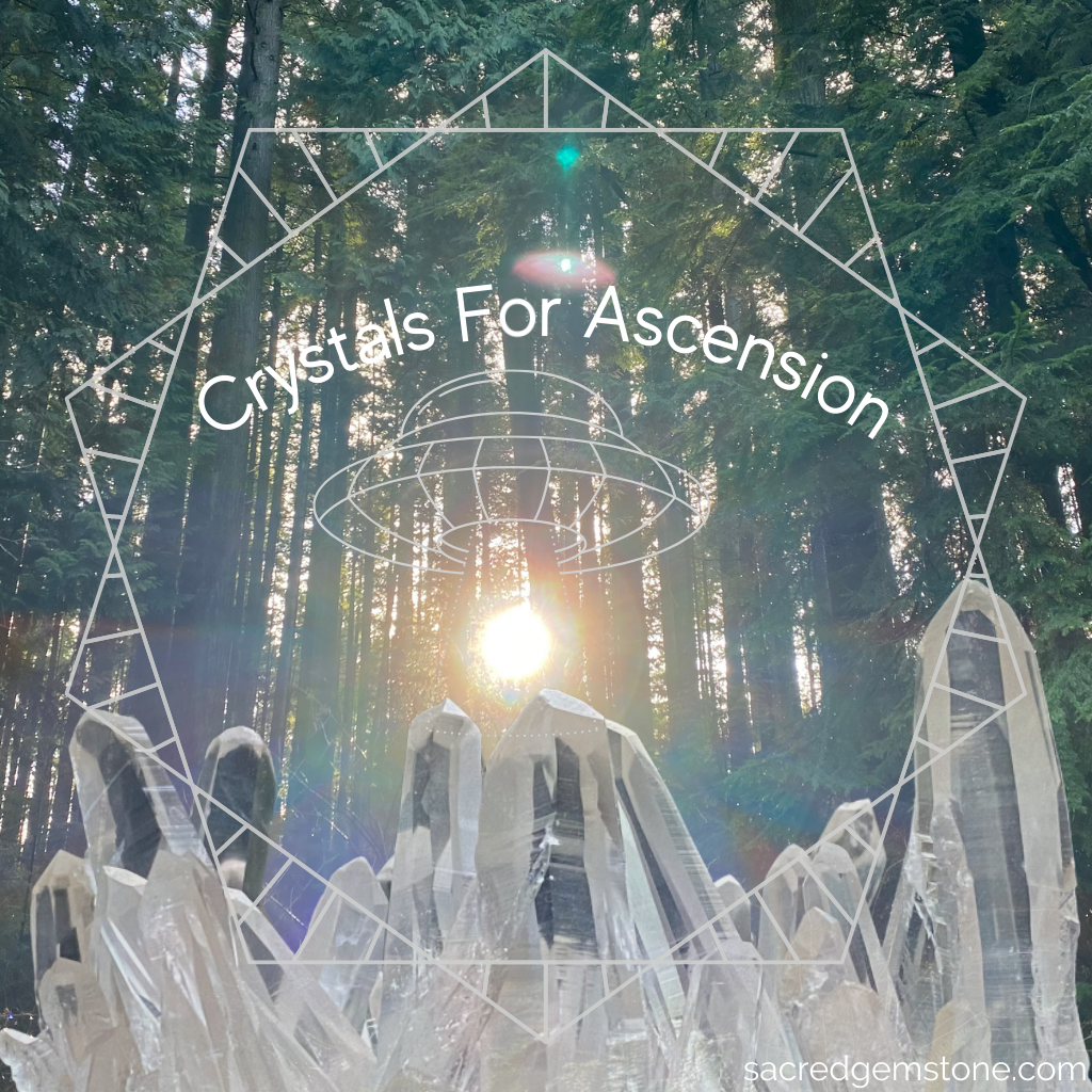 Crystals For Ascension