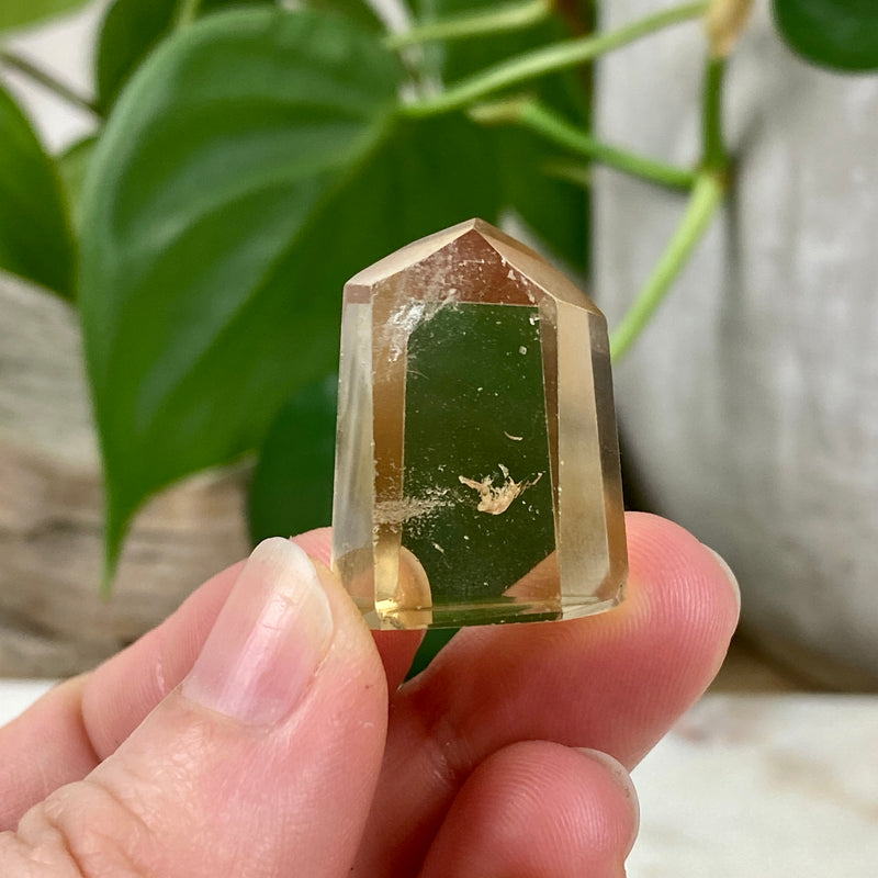 Pink Amethyst Small Geode from Argentina
