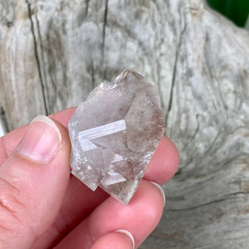 Elestial Smoky Quartz Crystal