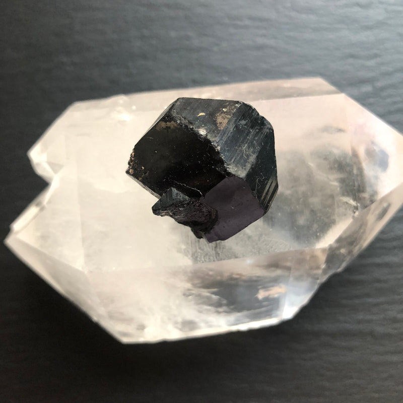 Black Tourmaline Natural Raw Crystal