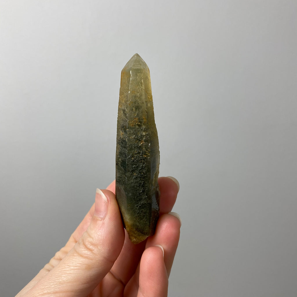 Smoky Quartz Crystal for Grounding and Protection