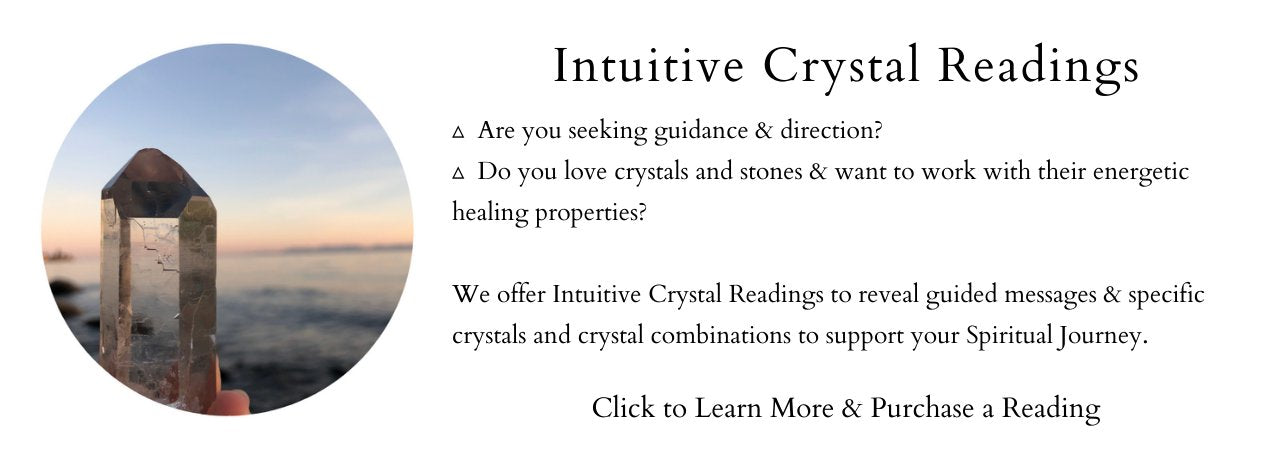 Intuitive Crystal Readings