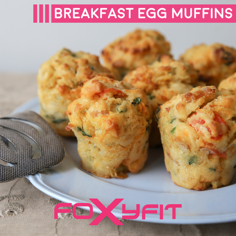 Delicious egg muffin cups