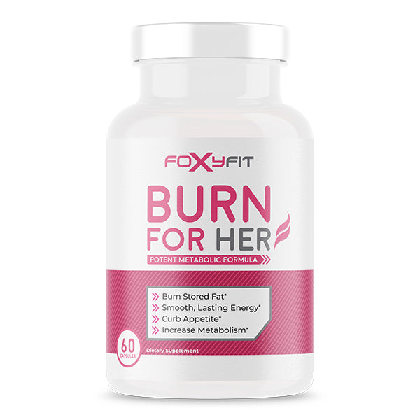 Burn For Her Front