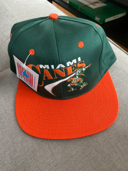 Miami Canes DS SnapBack