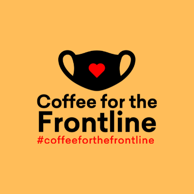 Coffee For The Frontline Gift Card