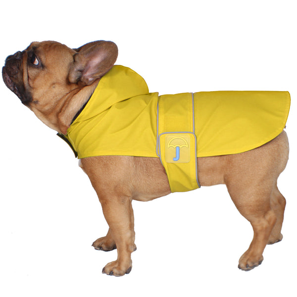 Classic Raincoat- Yellow