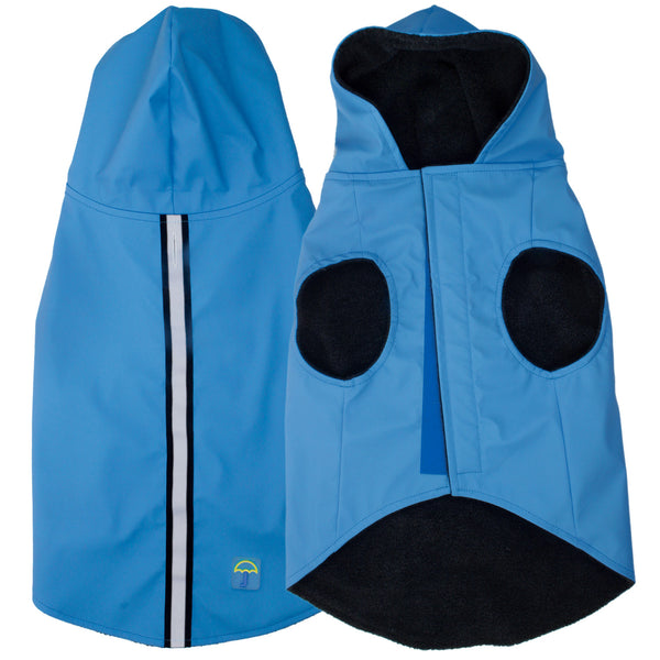 Deluxe Raincoat- Blue