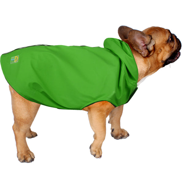 Deluxe Raincoat- Green