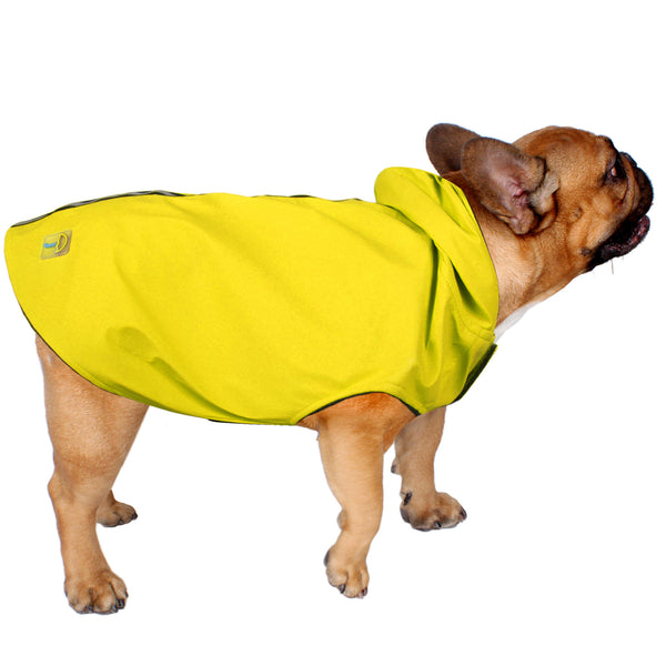 Deluxe Raincoat- Yellow