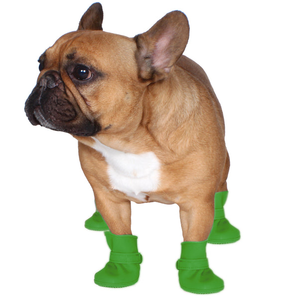 Jelly Wellies Boots- Green