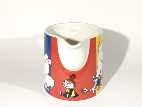 Moomin Family pitcher (jug) by Arabia Finland 2005 – 2007