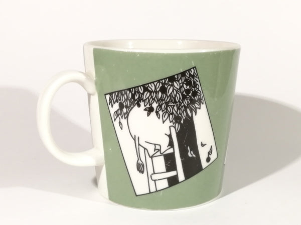 Moomin Mug Green (cartoon) 1990 –1993