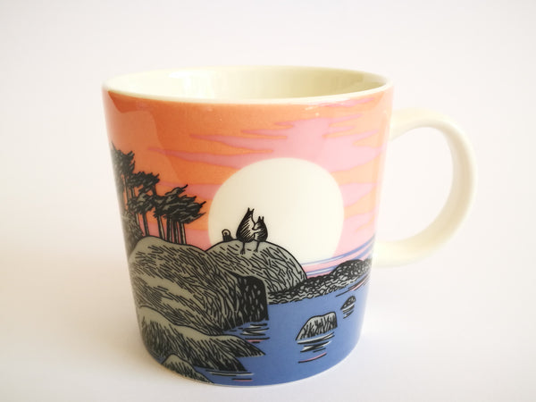 Moomin's Day Moomin Mug (NEW)