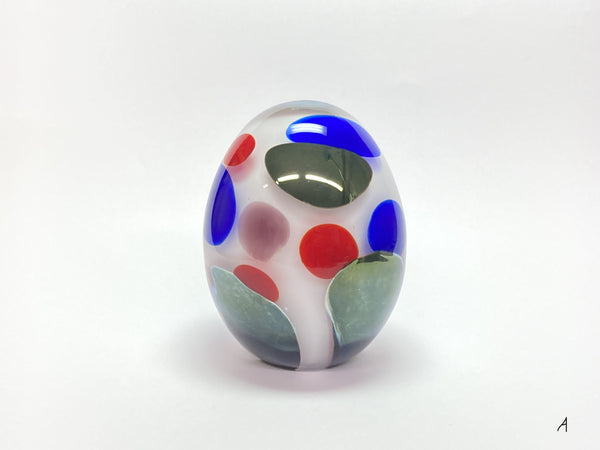 Jewelled Kiwi's Egg - Oiva Toikka Birds
