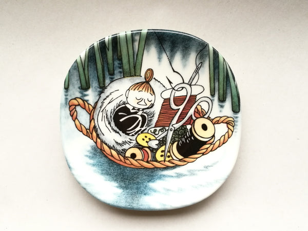 Moomin Wall Plate Collection Complete with all 24 pieces