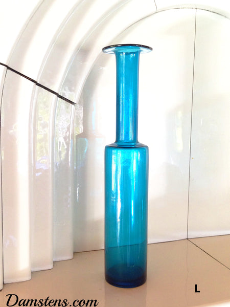 Nanny Still vase / bottle (L), turquoise