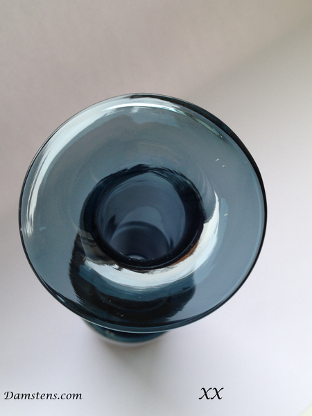 Nanny Still vase / bottle (XX), smoky blue