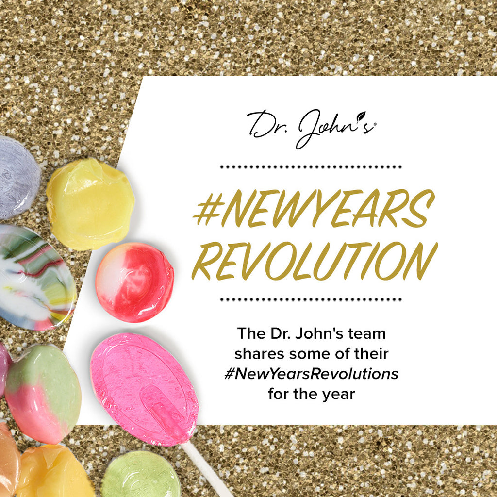 Our New Year's Revolutions - #NewYearsRevolution