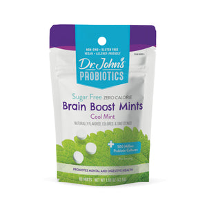 Brain Boost Mints - 1.5oz