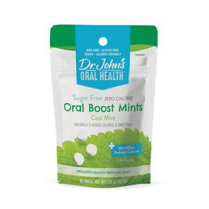 Oral Boost Mints - 1.5oz