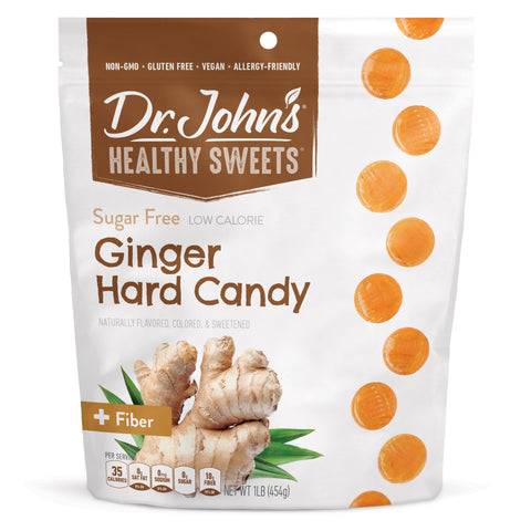 Ginger Spice Hard Candies