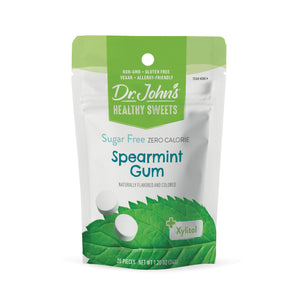 Spearmint Gum - 1.2oz