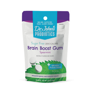 Brain Boost Gum - 1.2oz