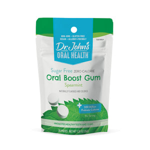 Oral Boost Gum - 1.2oz