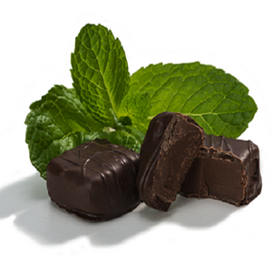 Xylitol Dark Chocolate Cool Mints | Dr. John's Healthy Sweets