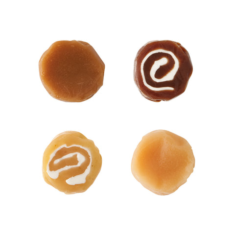 Caramel Lover's Collection Soft Candies | Dr. John's Healthy Sweets