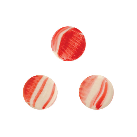 Peppermint Pop Hard Candies | Dr. John's Healthy Sweets