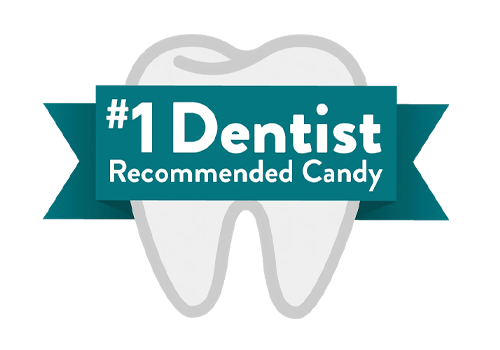 #1 Dentist Recommended Candy
