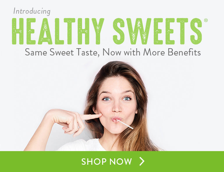 HEALTHY SWEETS - Check out our newest all natural, sugar-free sweets! Shop now.