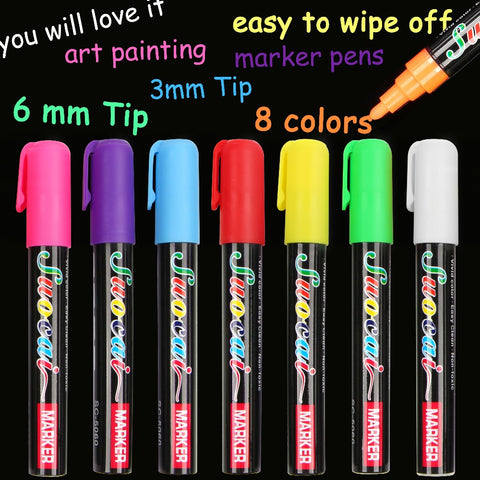 Highlighter Liquid Marker - ArtNation