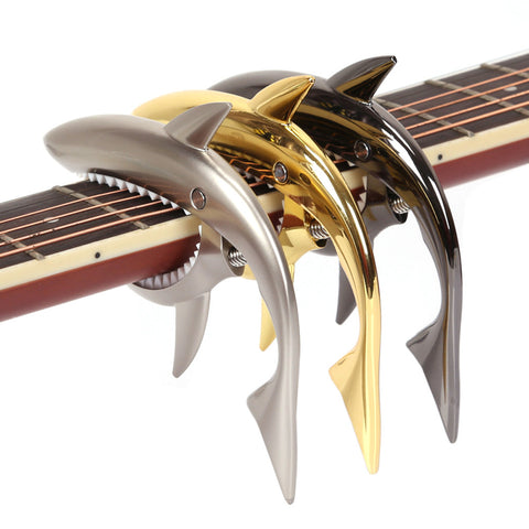 Shark Design Guitar Strut - ArtNation